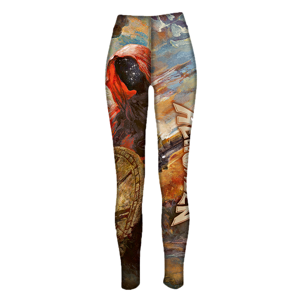 HELLOWEEN «Helloween Cover All-Over» Leggings